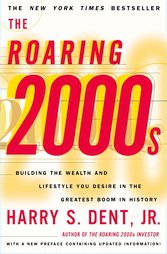 Roaring-2000s-harry-s-dent-paperback-cover-art