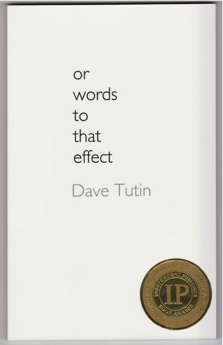 Or words to that effect - Dave Tutin