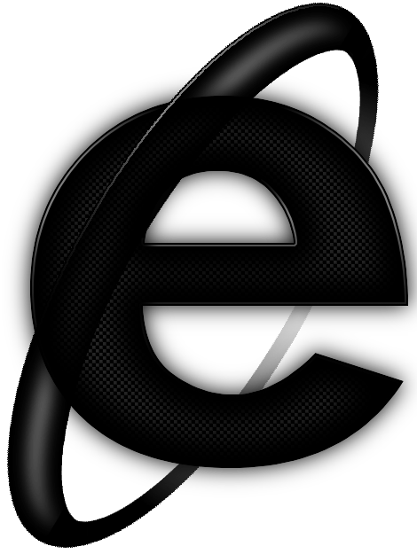 Internet-Explorer-Dark-Black-Icon
