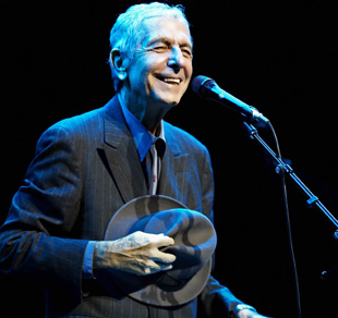 Leonard-Cohen-live-3101