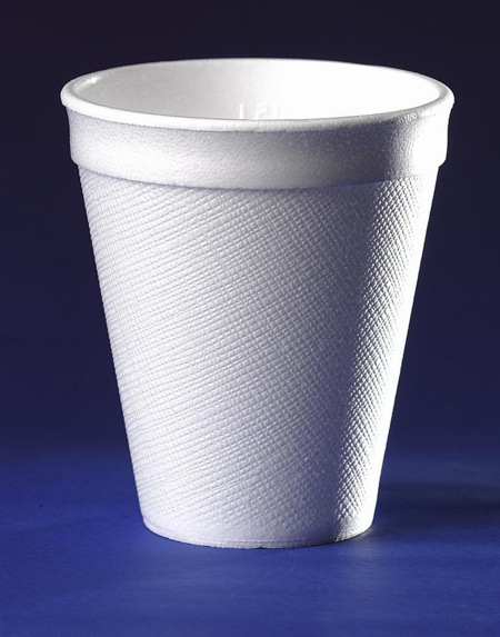 Polystyrene-cup