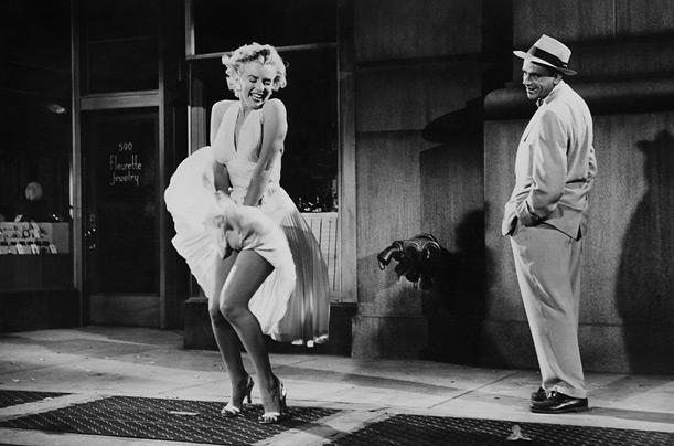 Marilyn Monroe Seven Year Itch Better Photo 1955