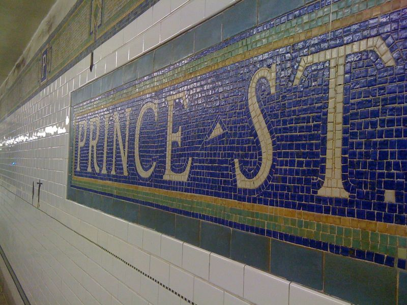 Prince Street Subway 005